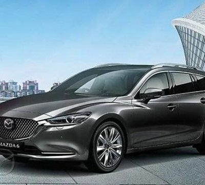 NEW MAZDA 6 ELITE ESTATE